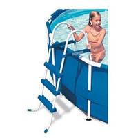 Лестница для бассейнов высотой 91 см Intex 28060