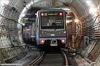 W. GESSMANN в метрополитене
