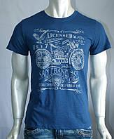 Мужская футболка  Blessed 107