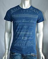 Мужская футболка  Blessed 126