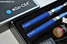 Комплект з 2-х електронних Сигарет Ego-Ce4 в зручній коробці