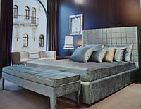 Кровать для спальни, двуспальная кровать на заказ для гостиничного номера, фото 1