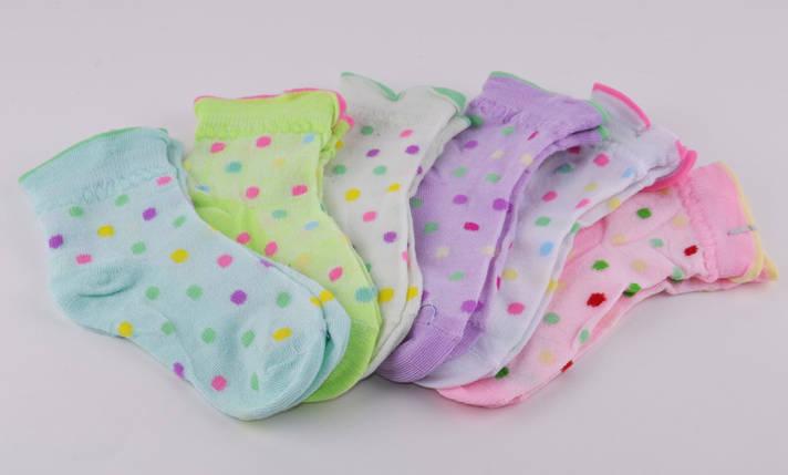 Детские носки на девочку Золото р.20-23 (D3104/20-23) | 12 пар, фото 2