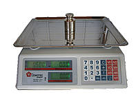 Весы электронные торговые DOMOTEC 40 кг
