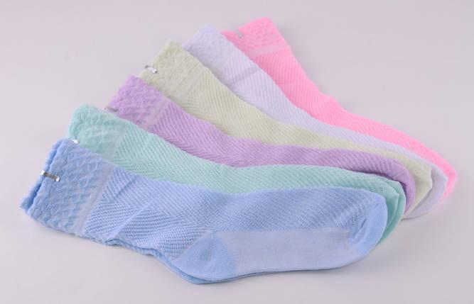 Детские носки на девочку Лилия р.23-26 (D370/23-26) | 12 пар, фото 2
