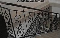 Перила для внутренних и внешних лестниц