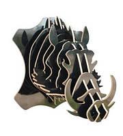 Навесная полка Кабан (Настенный декор)
