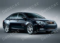 Ветровик GEELY Emgrand 7 Sd 2009 (на скотче), фото 1