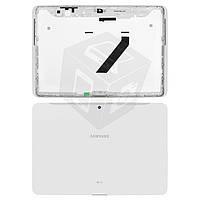 Задняя панель корпуса для Samsung Galaxy Tab2 P5100 версия 3G, белая, оригинал