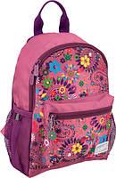 Рюкзак детский дошкольный, маленький 534 Floral