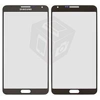 Защитное стекло корпуса для Samsung Note 3 N900 / N9000 / N9005 / N9006, серое, оригинал
