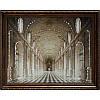 Картина из страз Анфилада