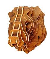 Полка навесная Лев (Настенный декор)