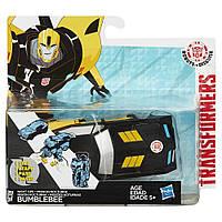 "Игрушка Бамблби ""Роботы под прикрытием"" - Bumblebee Night-Ops, RID, 1-Step, Hasbro"