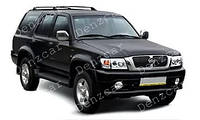 Ветровик GREAT WALL Safe (SUV G5) 2001-2010 (на скотче)