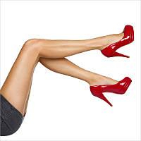 Elos-эпиляция ног полностью (бедра, колени, голени)