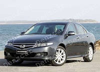 Ветровик HONDA Accord 2002-2008 (на скотче) ShS