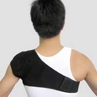 Турмалиновый пояс с магнитами на плечо