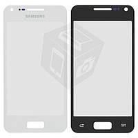 Защитное стекло корпуса для Samsung I9070 Galaxy S Advance, оригинал (белое)