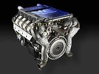 Двигатель и навесное Audi A6