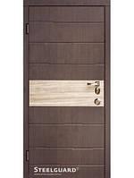 Дверь входная металлическая Стен Квартирная темное зеркало, фото 1