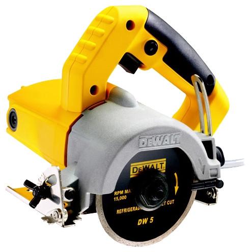 Плиткорез электрический ручной DeWALT DWC410