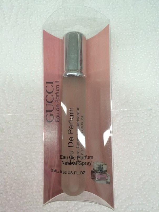 купить женский мини парфюм Gucci Eau De Parfum Ii 20 мл в харькове