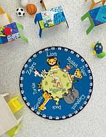 Коврик в детскую комнату Confetti Animal Planet Ø 133