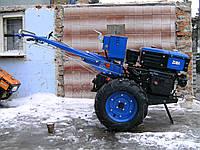 Мотоблок Zubr-JR-Q12E