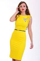 Стильное летнее платье с бабочкой, фото 1
