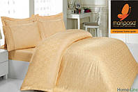 "Постельное белье ""Mariposa"" Ottoman honey v8 de luxe tencel бамбук жаккард"