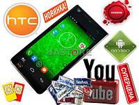 Акция!!! Смартфон HTC mini M33  6 ЯДЕР 3G,GPS