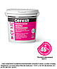 Грунтующая силиконовая краска Ceresit CT 15, 10 л