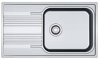 Кухонная мойка Franke SRX 611-86 XL (полированная)