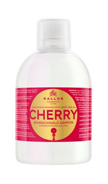 Шампунь для волос Kallos Cherry Shampoo с маслом вишневых косточек. , фото 2