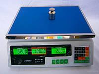Весы торговые электронные Олимп ACS-A9 (40 кг), фото 1