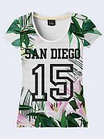 Футболка San Diego 15
