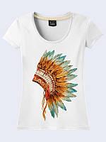 Футболка Indian headdresses