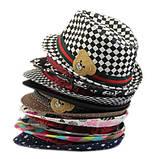 Шляпа детская модная, фото 2