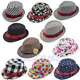 Шляпа детская модная, фото 3