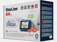 Автосигнализация StarLine A94 2CAN GSM
