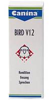 Витамины для птиц при стрессах Canina BIRD V12, 25 мл
