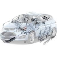 Детали кузова Ford C-MAX Форд Ц-МАКС 2011--