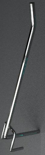 Крючки торговые 50 мм на сетку