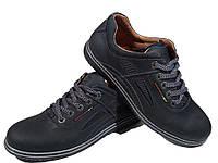 Туфли комфорт мужские натуральная кожа на шнуровке (Goriks 82)