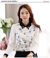 Красивая блузка с принтом, фото 1
