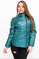 Женская хорошая демисезонная куртка паркет АЛ18З