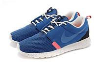 "Кроссовки Nike Roshe Run NM BR ""Military Blue"" (Копия ААА+), фото 1"