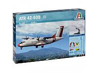 Сборная модель самолета  ' ATR 42-500 '      1\144        ITALERI, фото 1