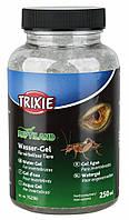 Гель-напиток Trixie Reptiland Water Gel for Invertebrates для насекомых, 250мл